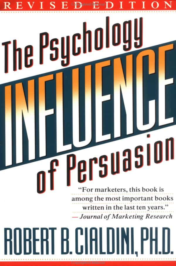 Influence the psychology of persuasion by robert cialdini free download